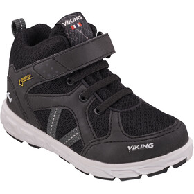 Viking Footwear Alvdal Mid R GTX Shoes Kids black/charcoal